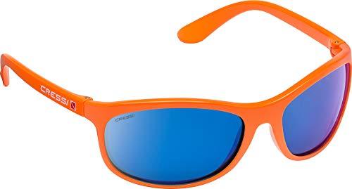 Cressi Rocker Floating Sunglasses, Occhiali da Sole Galleggianti con Custodia Rigida Uomo,...