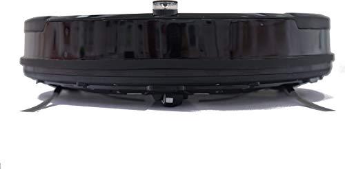 Blaupunkt Bluebot XSMART Saugrobotor mit Wischfunktion und App-Steuerung, 35W, 180 m2 Reichweite, 0,5L Staubbehälter mit HEPA-Filter (Amazon Alexa kompatibel) - 3