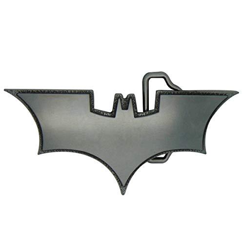 Zink-Legierung Batman-Gürtelschnalle Gürtel-Zubehör Gürtelschnalle (Color : A, Size : 1.5in)