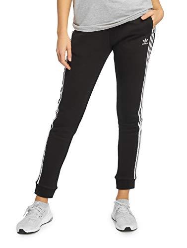 adidas Damen Cuffed Trainingshose, Schwarz (Black), D38
