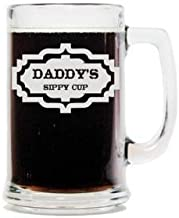 Daddy's Sippy Cup 15oz. Beer Mug with Handle