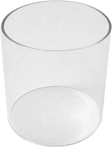 UCO Mini-Kerzenlaterne Ersatzglas Schornstein