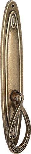 Imex la Volpe B-78011-Maniglia ad anello Targa 24 x 102 mm