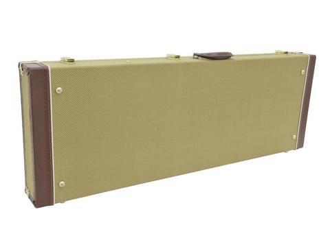 Set 2 x Maleta de guitarra PAGGER para guitarras eléctricas, madera con...
