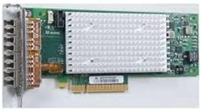 QLogic Network Card QLE2694L-CK Quad Port PCIE Gen3 x8 16Gbps Fiber Channel Brown Box