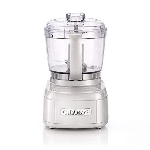 Cuisinart Style Collection Mini Prep Pro Mini Chopper and Food Processor | 900 ml Capacity | Frosted Pearl | ECH4SU