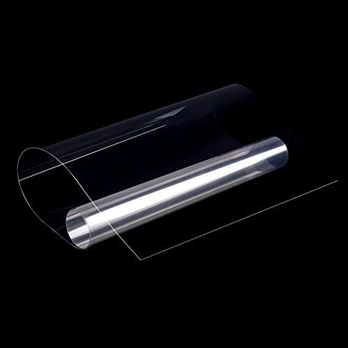 Forever Speed Transparent Klebefolie Selbstklebend Küchenfolie Deko Selbstklebende Klebefolie Transparent Selbstklebende Folie Wasserdicht Ölbeständig Hohe Temperaturbeständigkeit 60CMX3M
