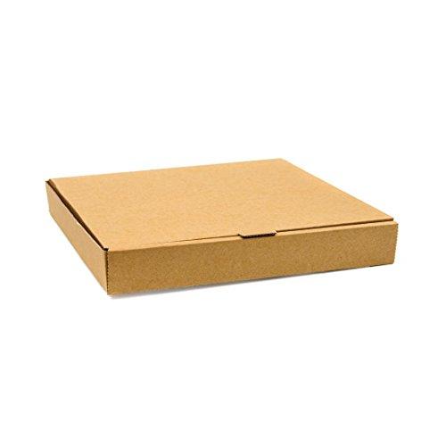 "Fiesta dc724Kraft caja de pizza, 12""(Pack de 100)"