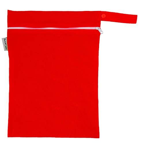 Avo&Cado Nasstasche Uno (M) - einfarbig (Rot)