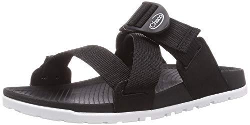 Chaco Women's Lowdown Slide Sandal, Black, 10
