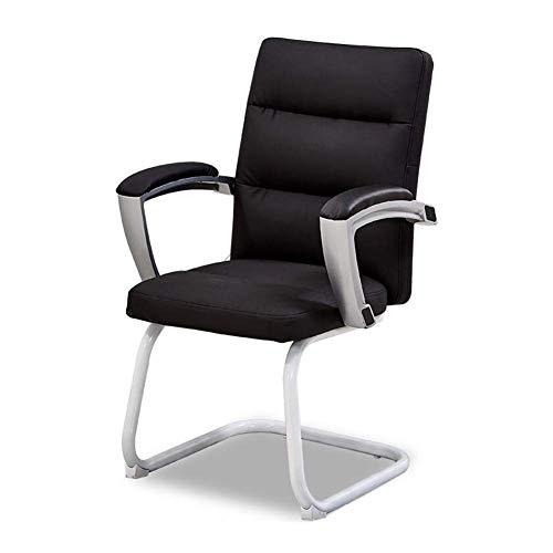 JIEER-C stoel voor de tijd Libero Sedie bureaustoel van Prua bureaustoel ergonomisch voor computerstoel bureaustoel bureaustoel duurzaam Zwart