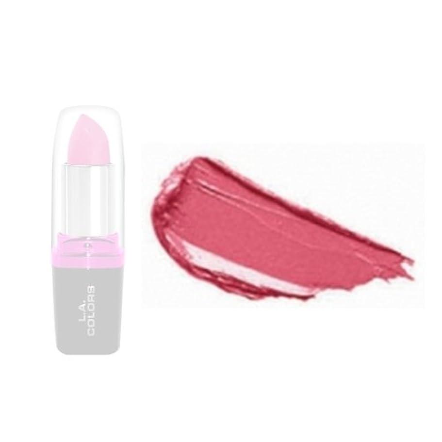 のために一時停止パースLA Colors Hydrating Lipstick - Antique Rose (並行輸入品)