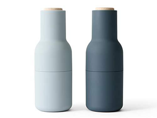 Menu 4415299 BottleGrinder - Salz-/Pfeffermühle Blues Mühle Gewürzmühle