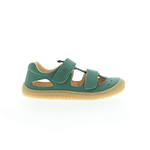 Filii Schuhe für Mädchen Sandalen Geschlossen Petrol Grün B190125 (Numeric_30)
