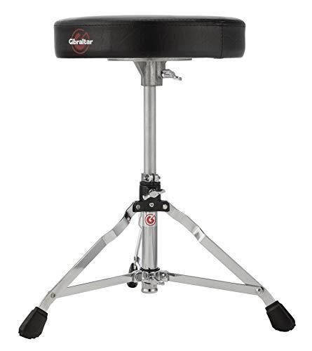 Gibraltar GI806504 Schlagzeughocker 5000 Serie 5608 Round Seat