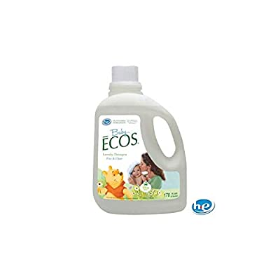 Earth Friendly Products 170 oz. Disney Baby Free and Clear Liquid Laundry Detergent