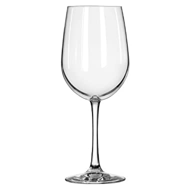 Libbey Vina 18-1/2-Ounce White Wine Glass, Set of 12
