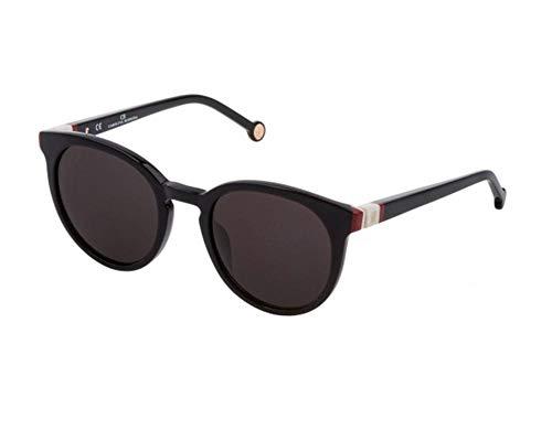 Carolina Herrera Unisex gafas de sol SHE845, 700, 51