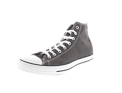 Converse Chuck Taylor All Star Hi Top, Zapatillas Unisex Adulto, Negro (Carbón), 50 EU
