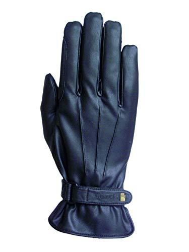 Roeckl Sports Winter Handschuh -Wago- Unisex Reithandschuh, Schwarz, 8
