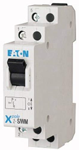 Eaton 248345 Umschalter, I-O-II, 1W, 16A, 230V