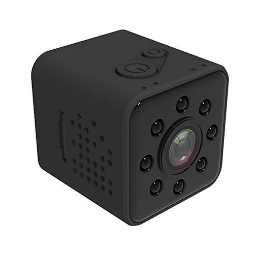 RENJUN WiFi Mini Cámara HD Detección De Movimiento 1080P Gran Angular DV...