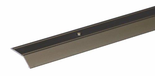 GAH-Alberts 484095 Ausgleichsprofil - Aluminium, bronzefarbig eloxiert, 1000 x 30 mm