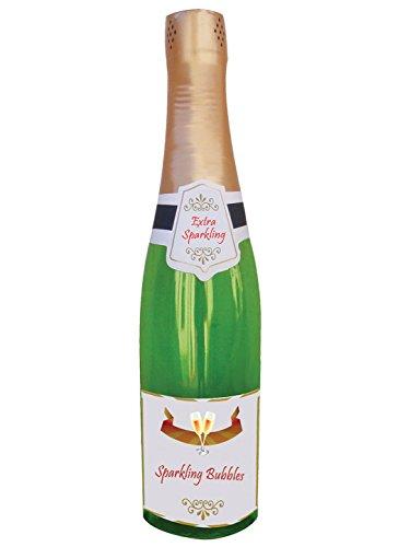 Bottiglia di Champagne gigantesca gonfiabile (73 cm)