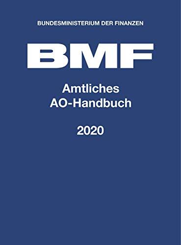 Amtliches AO-Handbuch 2020