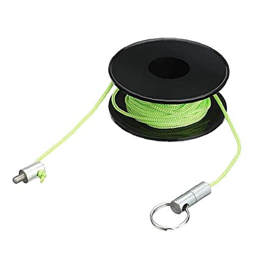 Obelunrp Wiremag Puller Cable magnético Sistema de tracción del Cable de la Pared Guía de Pesca Herramienta de jardín Reparación de jardín Equipo eléctrico portátil