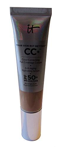 It Cosmetics Your Skin but Better CC Cream with SPF 50 Plus (Medium Tan) - 1.08 oz …