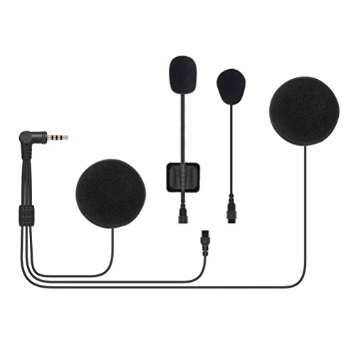 LEXIN Altavoz y micrófono para Auriculares LX-ET COM.
