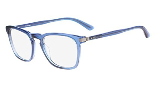 Calvin Klein CK8519 405 -52 -21 -140 Calvin Klein Brillengestelle CK8519 405 -52 -21 -140 Rechteckig Brillengestelle 52, Blau
