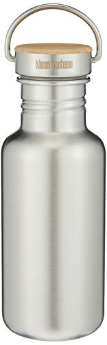 Klean Kanteen Reflect Trinkflasche, Brushed Stainless, One Size