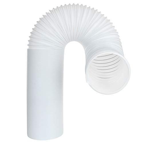 shanqian Manguera de escape universal para aire acondicionado portátil de 12,7 cm de diámetro de 59 pulgadas de largo en sentido...
