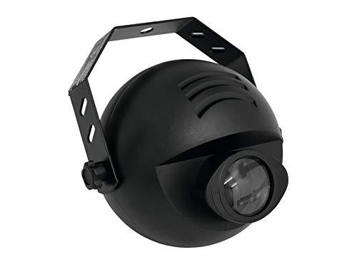 Eurolite LED PST-9W TCL DMX Spot   Eng abstrahlender Pinspot mit 9-Watt-3in1-LED in RGB und DMX
