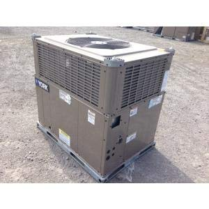 HVAC York PCG4A240752X1 2 TON Convertible Natural Gas/Electric Packaged Unit Low NOx, 14 SEER 81% 208-230/60/1 R-410A