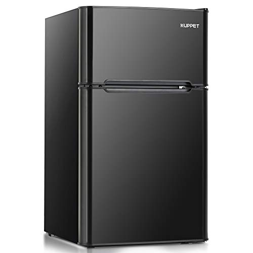 powerful Dormitories, garages, campgrounds, basements, Kuppet compact refrigerators for offices Mini refrigerators, doubles …