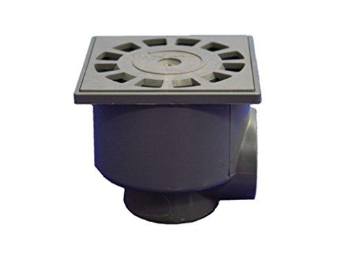 Wolfpack 4110180 Siphon PVC T-87 10x10 50-40 V-H