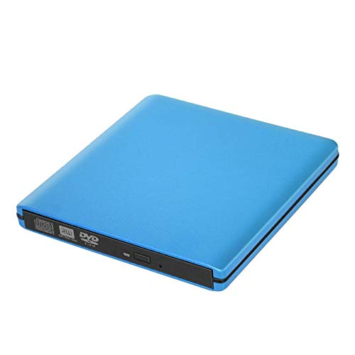 External DVD Drive Cmos USB3.0 External Optical Drive CD Player Burner For PC/Notebook In Home Outdoor Work For Laptop, Computer, PC, Windows