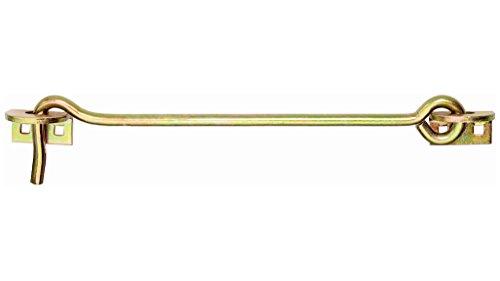 Vormann Sturmhaken verzinkt 500 mm 7 mm Torhaken Türhaken
