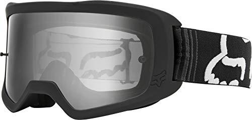 Fox Youth Main Ii Race Goggle Black