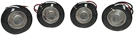Some reservation Pactrade Marine Price reduction Boat LED Livewell OE Courtesy Round Light Button