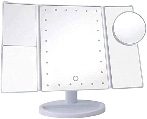 Dressing NEW before selling Table Mirror with NEW Illuminated Makeup for Lights