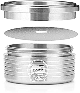 Stainless Steel Coffee Filters Refillable Coffee Capsule Pod For Lavazza Espresso Point