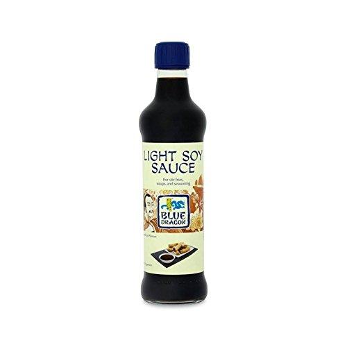 Blue Dragon Light Soy Sauce 375ml