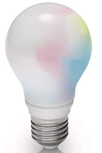 Reality Lámpara lED Wiz 11 x 6 cm, color blanco