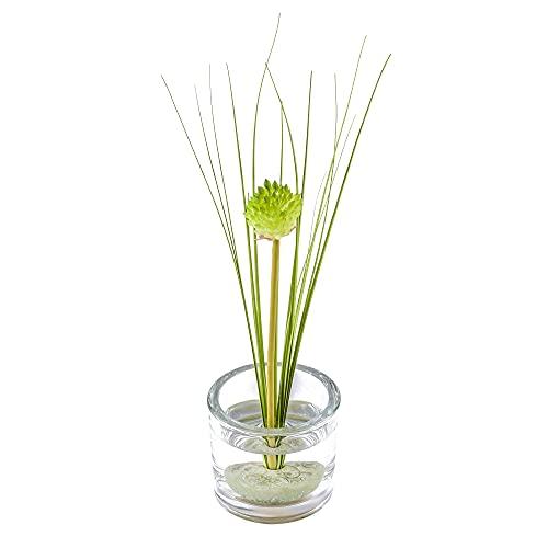 Heckmann Composizione floreale Milazzo Barock taglia S (verde)
