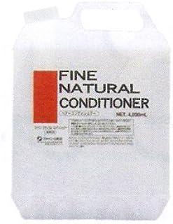 ファイン ナチュラルコンディショナー 4L