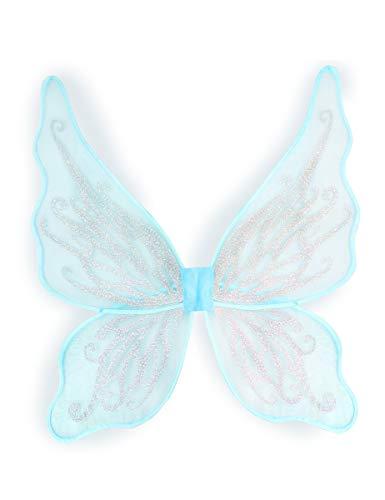 Generique - Schmetterlingsflügel mit silbernen Pailletten